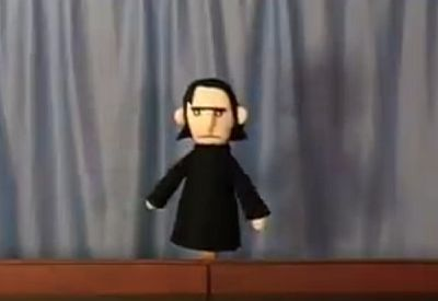 Potter Puppet Pals: The Mysterious Ticking Noise