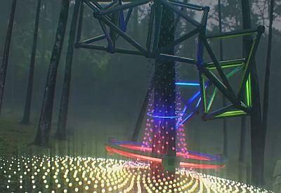 RGB Forest
