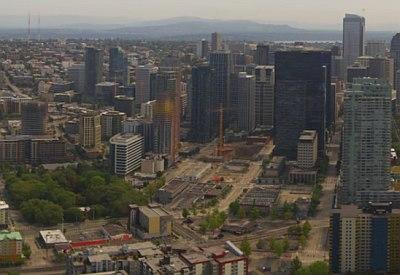 3 Jahre Seattle im Zeitraffer