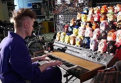 Die Furby-Orgel