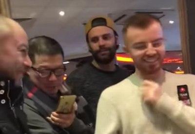 Pokerspieler setzt 42.000 Pfund beim Roulette