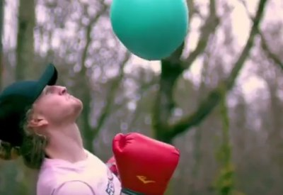 Ballon Boxing