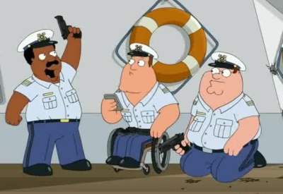 Family Guy - Leeroy Jenkins
