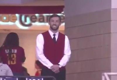 """Platzanweiser rockt die """"Dance Cam"""""""