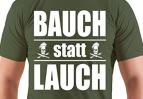 Bauch statt Lauch