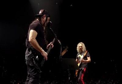 Metallica: Skandal im Sperrbezirk