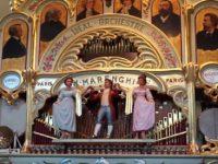 """""""Smash Mouth - All Star"""" auf einer 100 Jahre alten Orgel gespielt"""