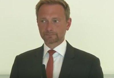 Christian Lindner vs. die Klingel im Bundestag