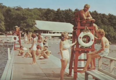Postkarten-Locations der 60er Jahre heute