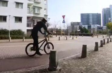 Ninja Rider - Tomomi Nishikubo