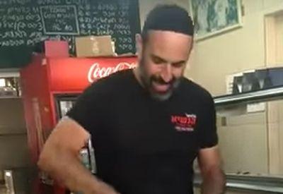 Crazy Falafel Skills