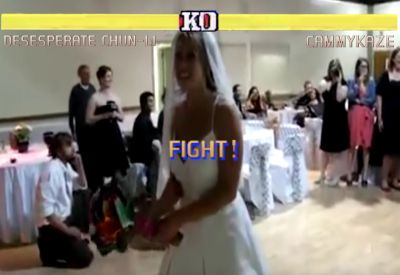 Street Fighter: Wedding Edition
