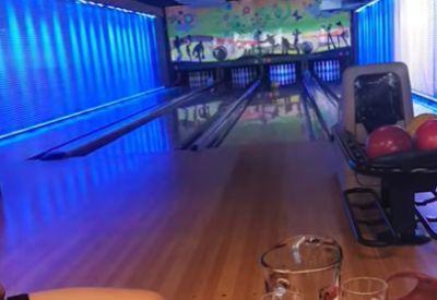 Neulich beim Bowling