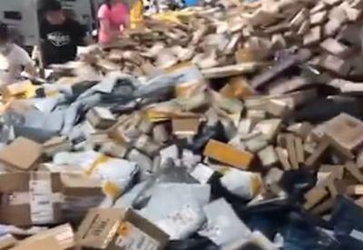 Neulich bei der Post in China