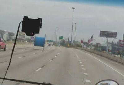 Neulich auf dem Highway
