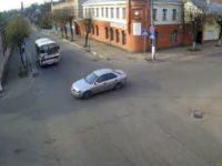 Eine Kreuzung, viele Unfälle