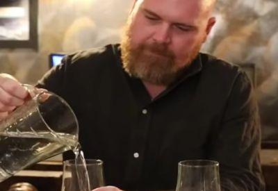 Der Unterschied zwischen Wasser und Bier