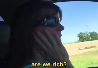 Mama, seit wann sind wir reich?