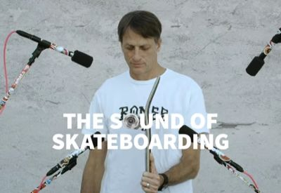 The Sound of Skateboarding