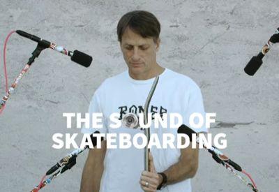 The Sound of Skateboarding
