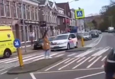 Neulich bei der Polizei in Holland