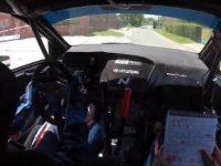 Schockmoment bei der INA Delta Rallye 2019