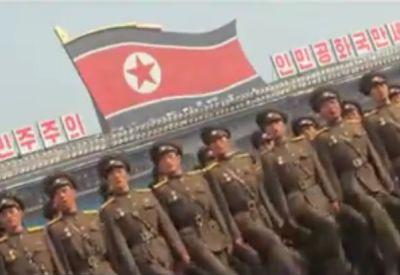 Internetklassiker - North Korea Stayin' Alive
