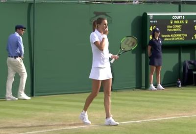 Funniest Moments of Wimbledon 2019