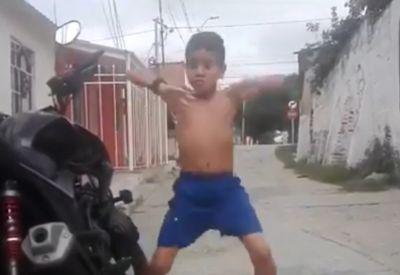 Zur Alarmanlage tanzen