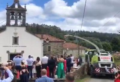 Heiraten auf dem Dorf