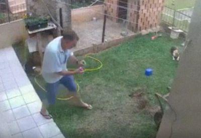 Wenn du die Ameisen im Garten loswerden willst...