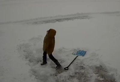 Kein Bock auf Schneeräumen?