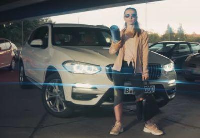 SUV-Fahrerin - Widerstandskämpfer der Neuzeit