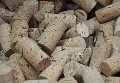 Wie werden Weinkorken hergestellt?