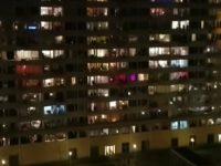 Amsterdam Quarantine Balcony Rave