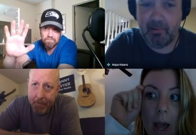 Awkward Team Meeting