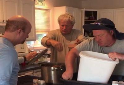 Wie man einen Krebs nicht kocht