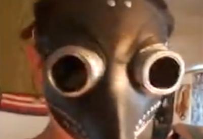 Wenn du deine Mund-Nasen-Maske bei Wish bestellst...