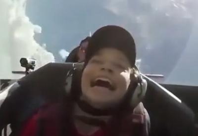 Fliegen ist schön