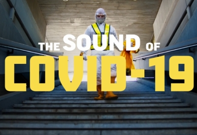The Sound Of Covid-19 - Coronavirus