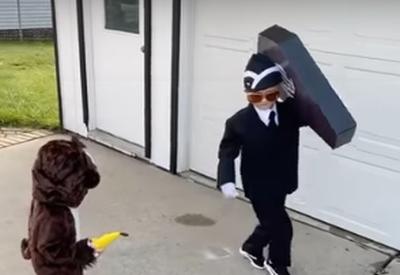 DAS Halloween-Kostüm 2020